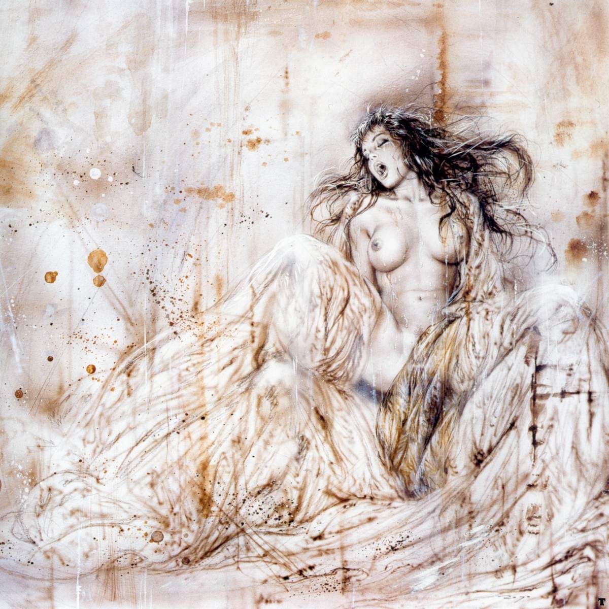 Luis prohibited royo art Fantasy