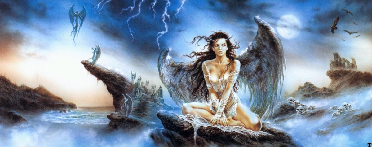 Angel luis royo fallen