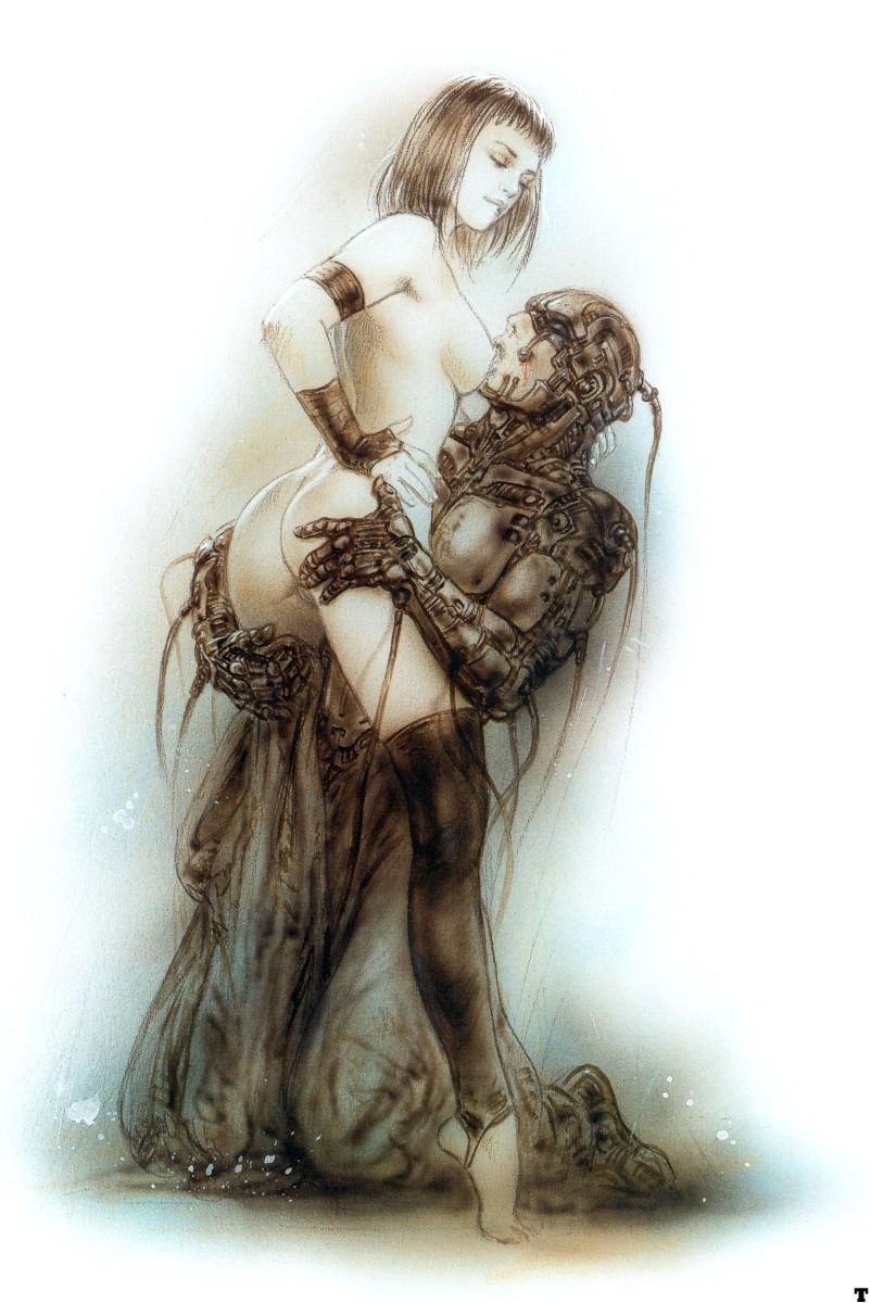 Demon erotic art fucked images