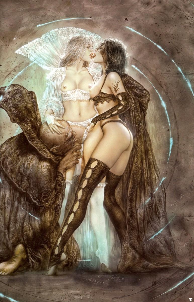 Fantasy ART - Luis Royo.