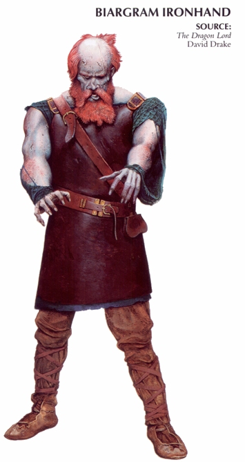 Wayne barlowe guide to fantasy